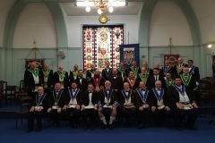 Lodge Union of Athol Annual Festival of Installation 2018