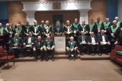 Lodge Gordon Annual Festival of Installation 2018